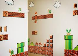 mario level wallpaper