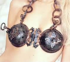 lockable bra