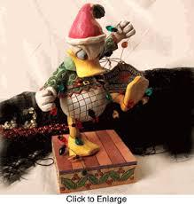 donald duck figurine