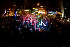 lightsaber battle