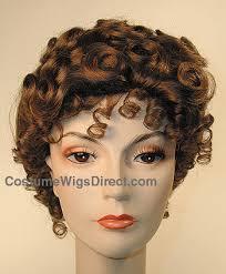 gibson girl wigs
