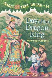 magic tree house day of the dragon king