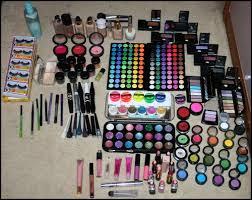 mac make up collection