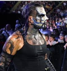 jeff hardy new face paint