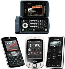 lg verizon phones