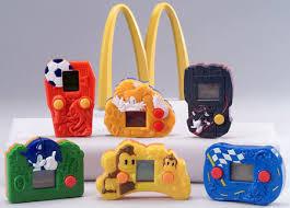 mcdonald toy