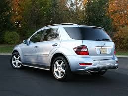 2009 mercedes benz ml550
