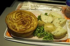 air new zealand food
