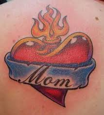 love mom tattoos