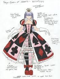 costume design sketches