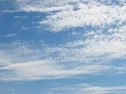 cirro cumulus clouds