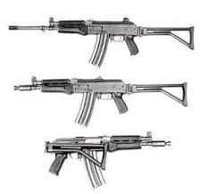 military assault weapons