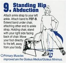 hip abductor exercise