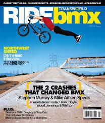 ride bmx mag