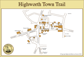 highworth map