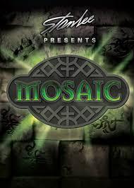 mosaic stan lee