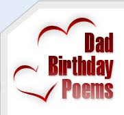 birthday poems for dad