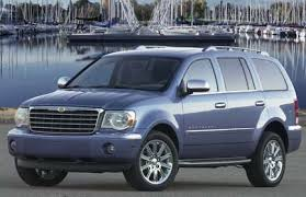 new chrysler suv