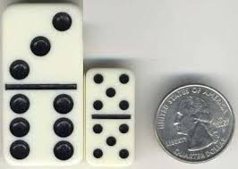 domino game piece