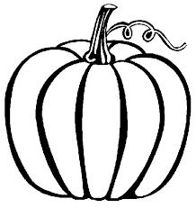 pumpkin coloring pictures