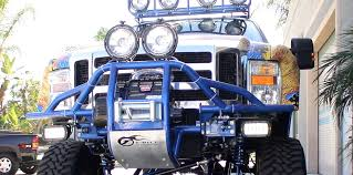 ford offroad bumpers