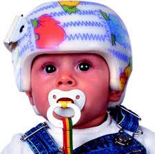 orthotic helmet
