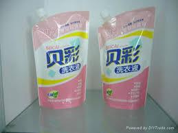 liquid pouch