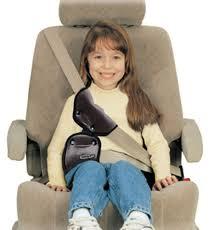 seat belt adjust