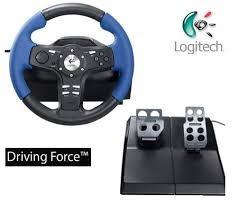 logitech force wheel