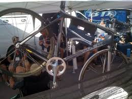one speed road bike