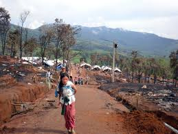 hmong refugee camps in thailand