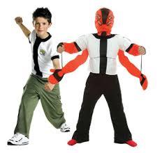 ben 10 reversible costume
