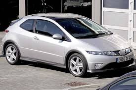 honda civic glass roof