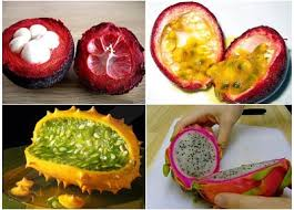 asian fruits