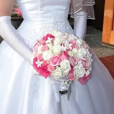 bridal bouquet rose