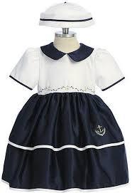 baby sailor clothes