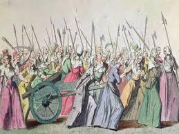french revolution women