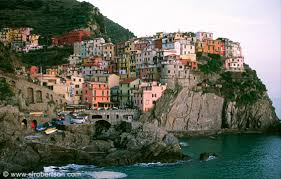 italian fishing villages