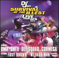 DMX - Def Jam Survival Of The Illest Live From 125 NYC