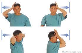 head exercises