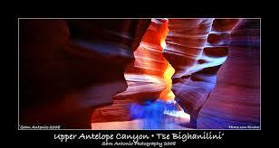 antelope canyon national park