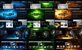 star wars desktop themes