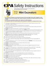health and safety leaflets
