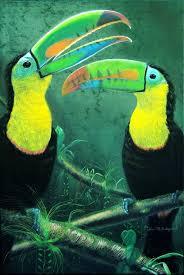 rainforest paintings