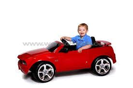 mustang toy car