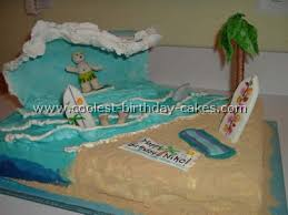 birthday cake figurines