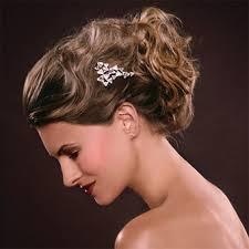peinados de novias 2009