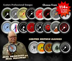 custom gauges