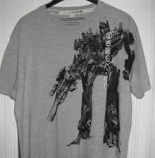 fcuk transformers t shirt