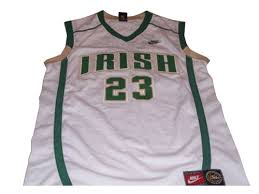 irish basketball jersey